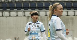 Klara Spångberg i Gefle IF.