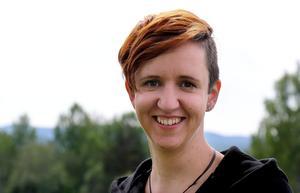 Maria Marre Gustafsson ser fram emot att för första gången få dela ut  Ånge Prides hederspris.