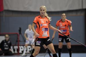 Jonna Sjöberg did hat trick against Dalen.