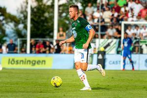 Jönköpings Södras lagkapten Tommy Thelin gjorde comeback efter nästan tre månaders skadefrånvaro.