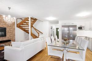 Denna bostadsrätt på fem rum i Borlänge var den högst placerade bostadsrätten på Klicktoppen vecka 48.Foto: Patrik Persson