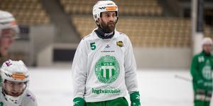 Magnus Joneby är bara tio elitseriematcher ifrån att ha gjort 500 i den grönvita tröjan.