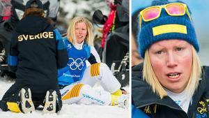 Sandra Näslund jagar revansch i Ryssland efter medaljmissen i OS. Bilder: Carl Sandin/Bildbyrån.