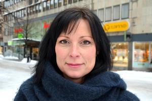 Viktoria Walterstad, 45 år, IT-samordnare, Sundsvall: