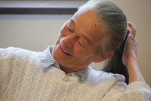 Ingrid Amundsson kom till Östersund och Ope som student från Göteborgstrakten och har blivit kvar sedan dess.