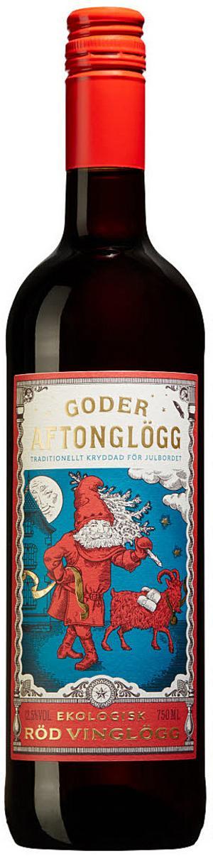 Goder Aftonglögg Röd Vinglögg Ekologisk.