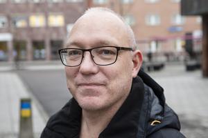 Johan Berglind, 46, Västerås.