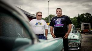 Bakom eventet All american day står Ronnie Bergvall och Lars Kung. Arkivfoto: Jonas Tetzlaff