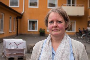 Jenny Nolhage fick lämna tjänsten som kommunchef i december förra året.