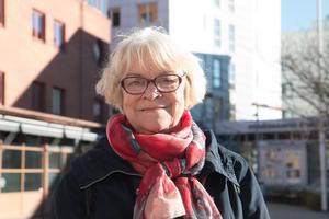 Eftertraktad samarbetspart i Nynäshamn. PPiN har nu tecknat ett valtekniskt samarbete med alliansen, efter att ha samarbetat i fyra år med S, L och MP.  Britt-Marie Jakobsson, PPiN.