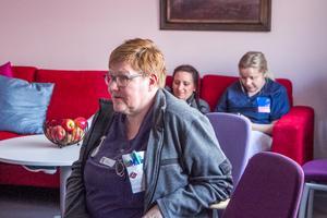 Det är risk för personalflykt från hälsocentralen i Bergsjö inför nedläggningen tror Anette Loo.