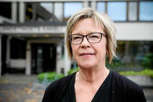 Gun-Britt Hägglund Strandh är förhandlingschef i Region Västernorrland.