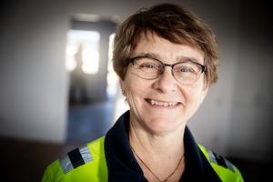 Ingrid Forsell, byggprojektledare , vi Kopparstaden.