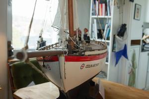 Colin Archer. Originalet byggdes 1894 för norska sjöräddningssällskapet.