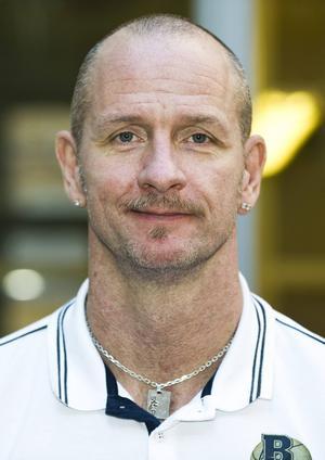 Torbjörn Gehrke, ny head coach i Jämtland.