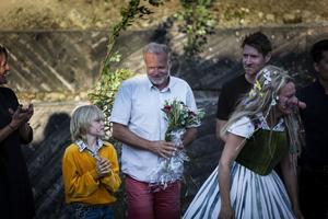 Malte Seldahl (som spelar Jens) och Jens Wolgers