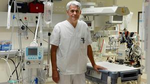 Barnläkaren Björn Stjernstedt är en av de många läkare som barnkliniken i Sundsvall tappar. I Stjernstedts fall handlar det om att han går i pension.