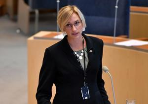 Åsa Eriksson (S)