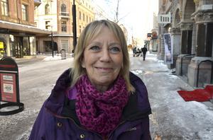 Gunilla Fröling, 69, pensionär, Sundsvall: