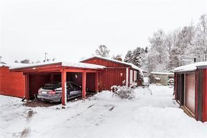 Åkervägen 7, Haraldsbro i Falun. Foto: Fastighetsbyrån Falun Telefon: