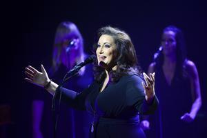 Lisa Nilsson bjöd på samtliga låtar från albumet