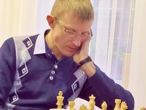 Sergej Grisjtjenko, Ryssland, vann i Sundsvall. Foto: Henrik Johansson