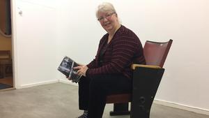 Författaren Ingrid Sjökvist debuterar som romanförfattaren med boken