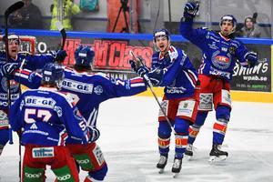 Oskarshamn har en stark formkurva inför matchen mot SSK. Foto: Suvad Mrkonjic / Bildbyrån
