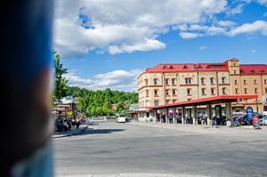 ST har tidigare berättat om att busstationen ska byggas bort och bli en ny mötesplats för Sundsvallsborna.