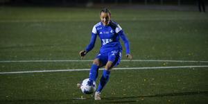 Emilia Andersson gjorde mål på sin bonusstraff mot Kif Örebro. Dessutom svarade hon för ett spelmål.