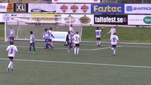 Jubel i SAIK efter 2–1.