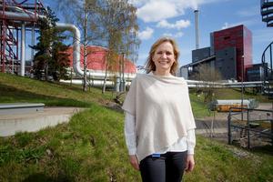 Karin Medin, vd Söderenergi.