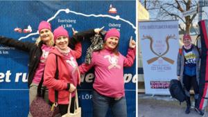 """Isabella Scandurra från Ö-vik tränar sig igenom cancerbehandlingen: """"Det är på liv och död för mig"""""""