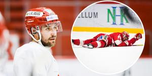 Ludvig Rensfeldt är tillbaka – och redo för spel mot Djurgården.