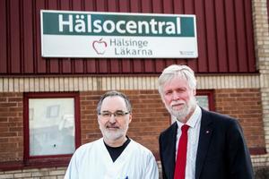 Per Granström på Hälsingeläkarna tar över ansvaret för primärvården i Nordanstig i höst i en uppgörelse med regionrådet Tommy Berger (S) som beslutades den 6 mars.