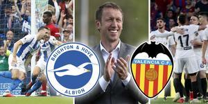 Brighton ställs mot Valencia i deras sista träningsmatch inför Premier League-starten. Matchen ser ni på våra sajter fredag 2 augusti.