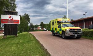 I juni var dagambulansen på plats vid Räddningstjänsten i Rättvik. Hösten 2017 försvann ambulansen som ett resultat av sparbeslutet från 2015.