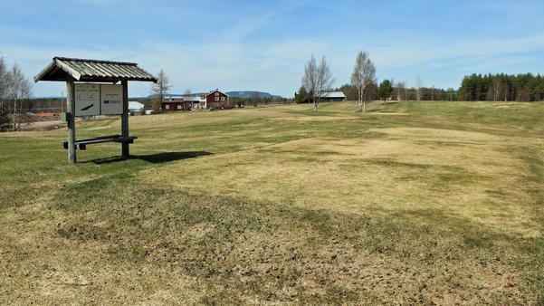 Det blir inget golfspel i Byvallen för Svegs Golfklubb den här säsongen.
