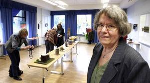 Gävlerepresentant. Ingrid Loocks bidrag var ett av 48 bidrag i årets tävling om Guldnålen.