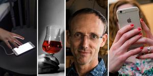 Sociala medier är som en bottenlös vinflaska. Det hävdar Johan Bergstad.