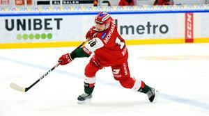 Mattias Nörstebös skott har varit Moras farligaste vapen från backplats den här säsongen.