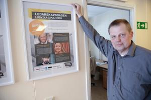 Väsman Invest med Jan Pettersson i spetsen slutar på topp. På ledarskapsdagen i början av maj kommer superkändisen, förre statsministern Fredrik Reinfeldt, att vara en av talarna.