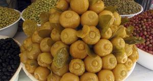 Inlagda citroner - delikatess i marockanska grytor