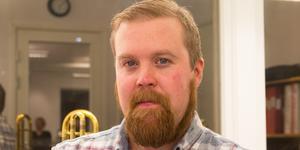 Kulturskolechefen Peter Fredriksson har haft många samtal med sina medarbetare.
