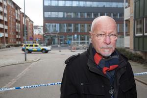 Sven-Erik Alhem, rättsexpert och tidigare överåklagare.