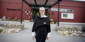 """Jeanette Svensson tillträdde som vd för Bommersvik konferens AB den 7 maj. Nyligen prisades anläggningen för Årets mötesrum. """"Det var väldigt roligt att få priset. Att vara i naturen, att komma ifrån det digitala bruset och ha himlen som tak är välgörande för själen"""", säger hon"""