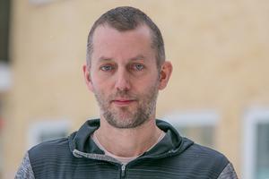 Richard Persson gläds över att hans klubb får chansen i division 5.