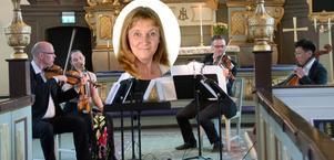 Weberkvartetten hör hemma i Västernorrland och har bland annat varit Quartet in Residence, huskvartett, på Murberget i fem år.