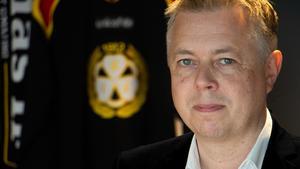 Mattias Lundqvist blir ny kommersiell chef i Brynäs IF.  Foto: Brynäs IF.