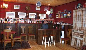 Välkommen till bar Särimner, en skotskinspirerad och personlig bar.
